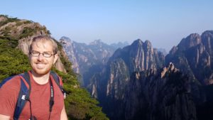 Huang Shan Gebirge (Nähe Shanghai, China)