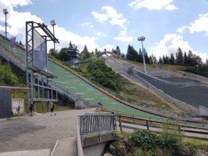 Skisprungschanzen Oberstdorf
