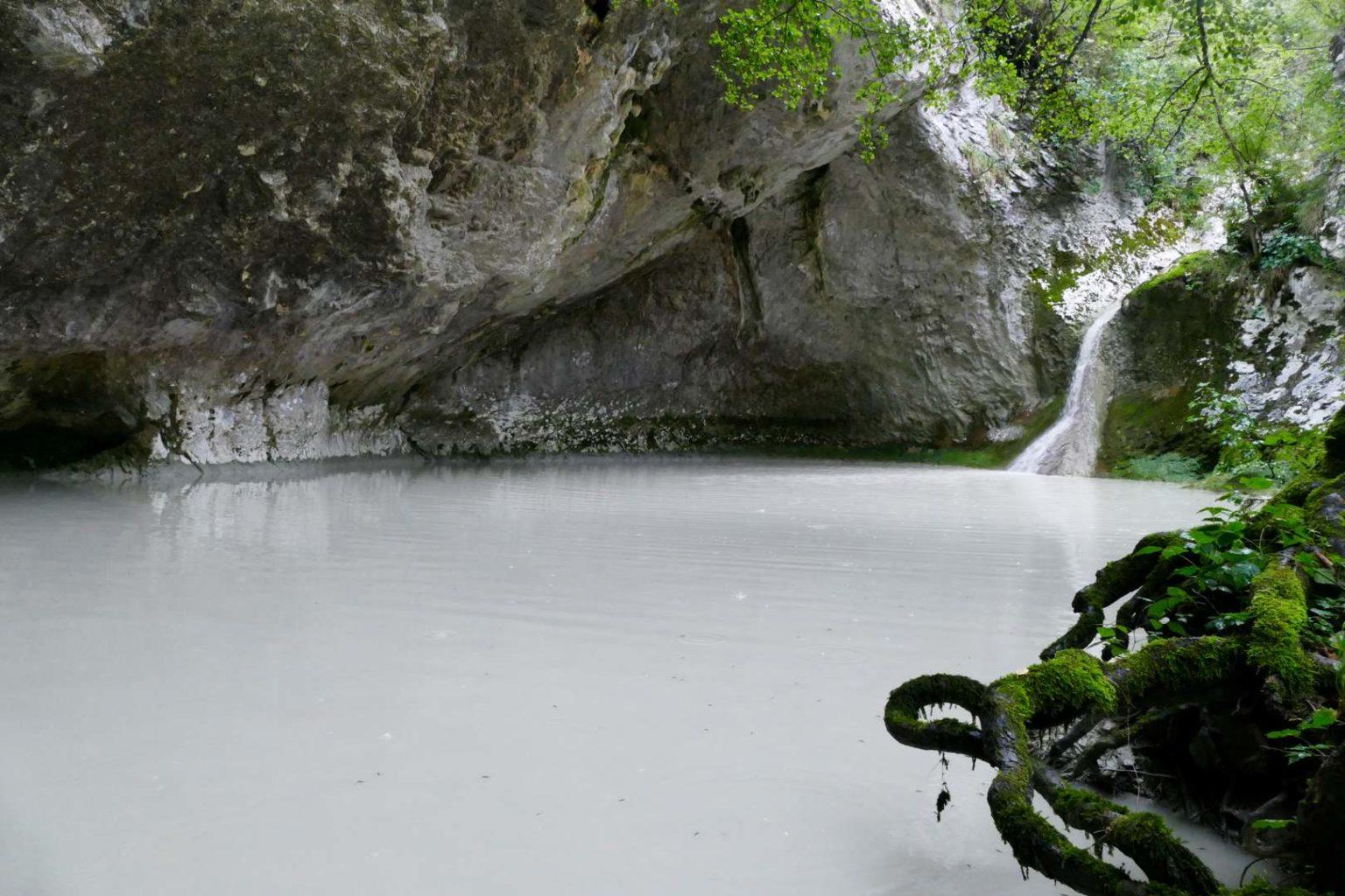 Wasserfall Mala Pec