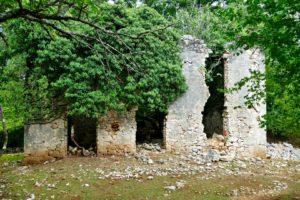 Ruine bei Beli