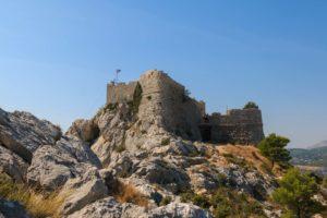 Festung Starigrad in Omis