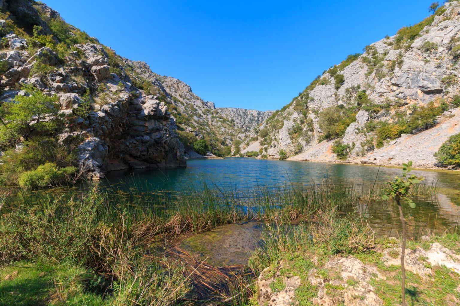 Krupa Canyon