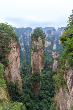 Avatar Mountain im Zhangjiajie