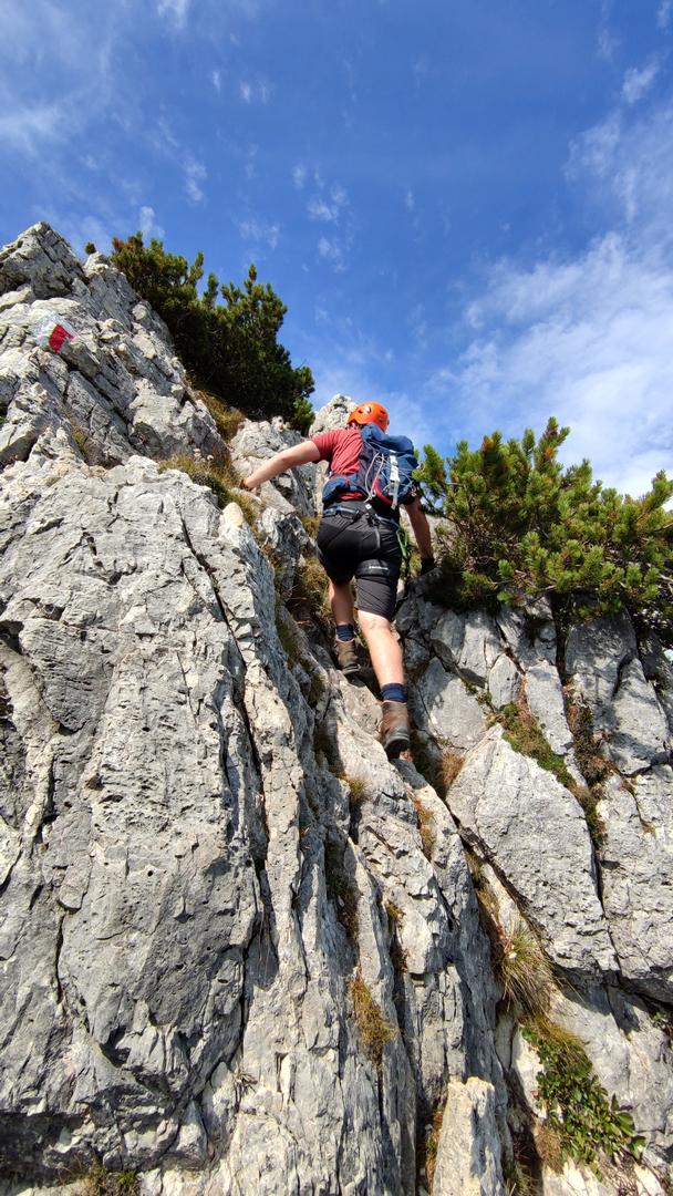 Gaetano Falcipieri Klettersteig