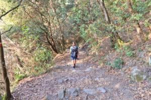 Abstieg nach Levanto